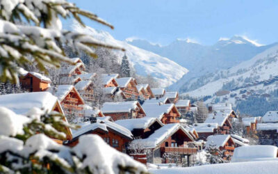 Five Luxurious New Developments in the Alps