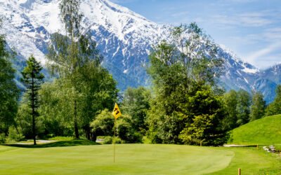 Après-tee?: The best ski and golf resorts in the Alps