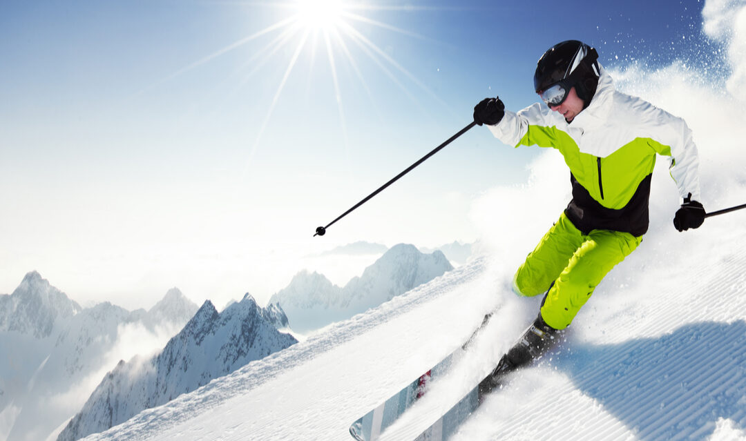 Ski resorts with a licence to thrill!